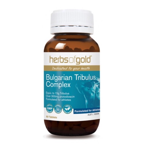 Image of Herbs of Gold BULGARIAN TRIBULUS COMPLEX 60caps- - Deal of the month