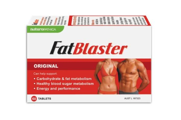 Image of Naturopathica Fat Blaster 60tabs New & Improved