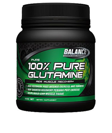Image of Balance 100% Pure L-Glutamine, 500g