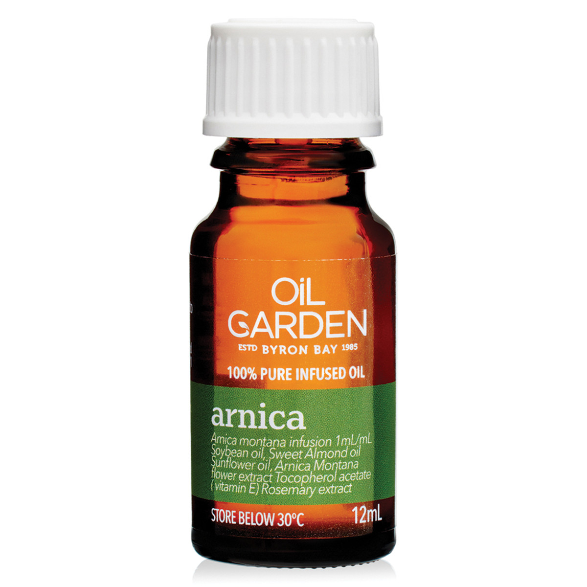 Image of The Oil Garden Arnica Infused Oil 12ml