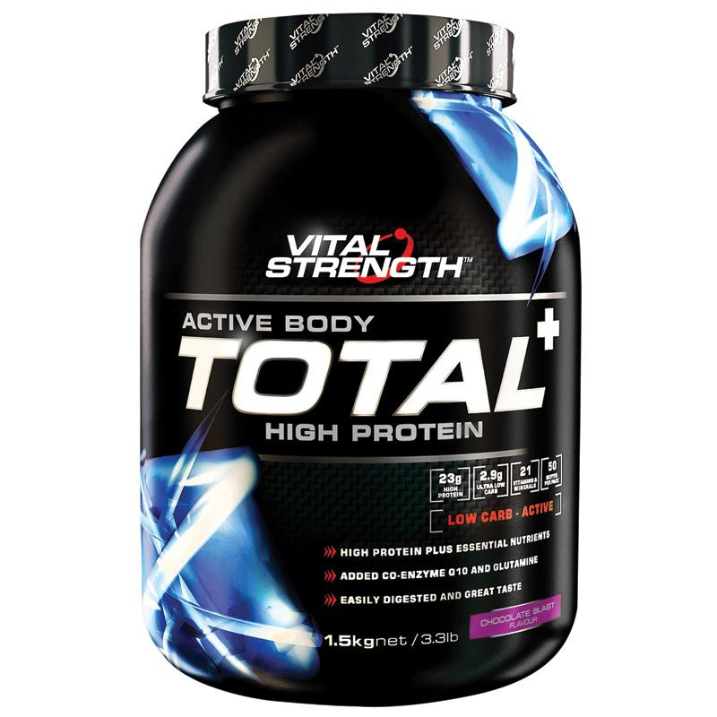 Image of Vital Strength Total Plus Protein, 1.5kg save $40