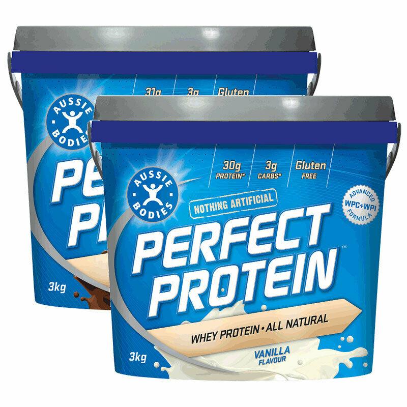 Image of Aussie Bodies Perfect Protein 3kg $99.95