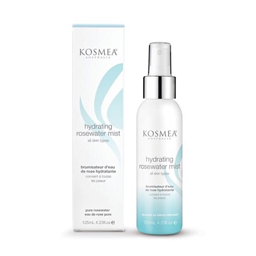 Image of Kosmea Hydrating Rosewater Mist, 125ml- Free Shipping