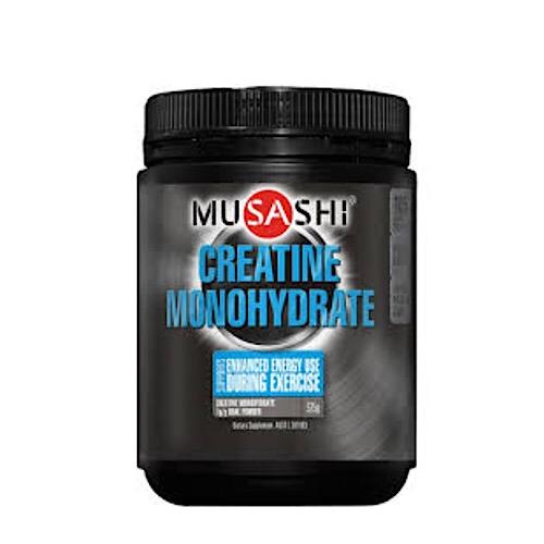 Image of Musashi Creatine Monohydrate 100% Pure 525g
