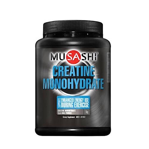 Image of Musashi Creatine Monohydrate 100% pure 1kg