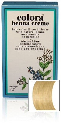 Image of Colora Henna Cream 59ml-Natural