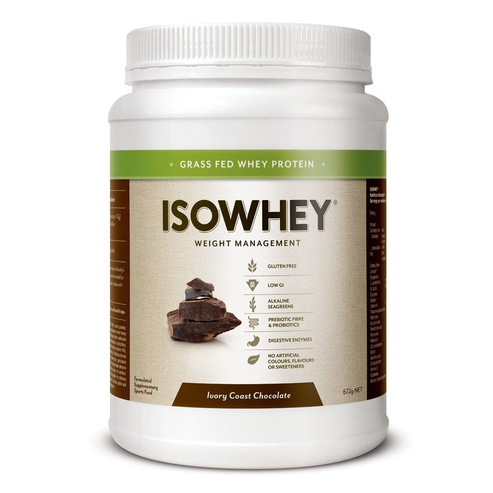 Image of IsoWhey Complete 672g (21 serves)- SAVE $27