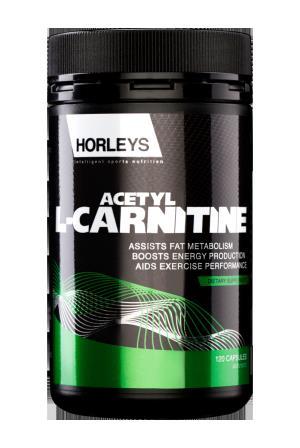 Image of Horleys Acetyl L-Carnitine 120caps- 1 bottle- $49.95 2 bottles- $97.70
