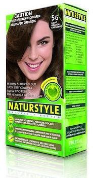 Image of NaturStyle 5G Light Golden Chestnut 155ml