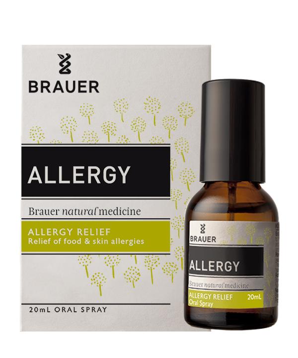 Image of Brauer Allergy Relief 20ml Spray