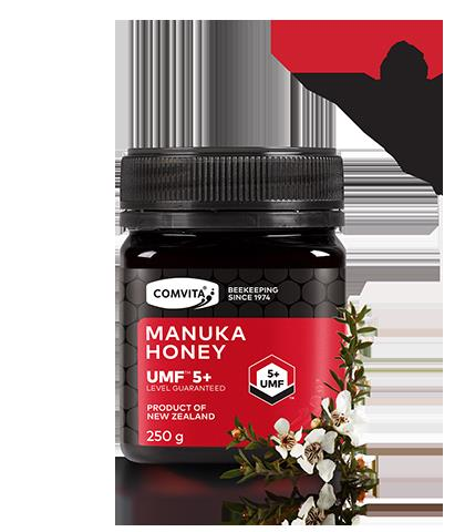 Image of Comvita Manuka Honey 250g UMF 5+