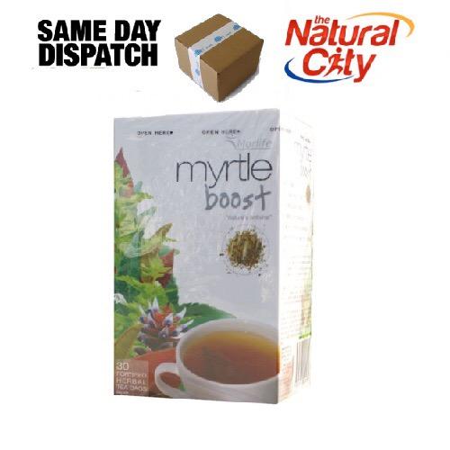 Image of Morlife Myrtle Boost 25 teabags