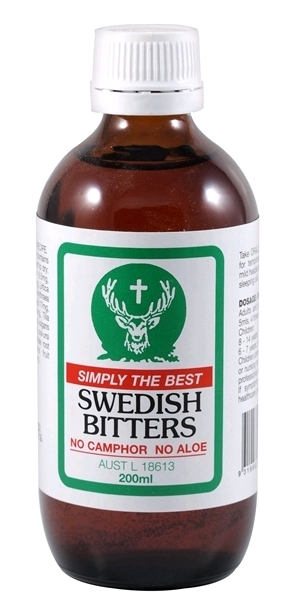 Image of Deer International Swedish Bitters 200ml