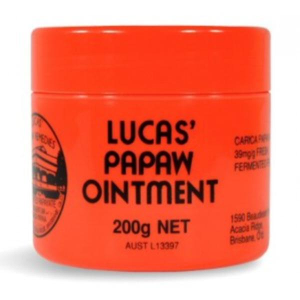 Image of Lucas papaw ointment 200g