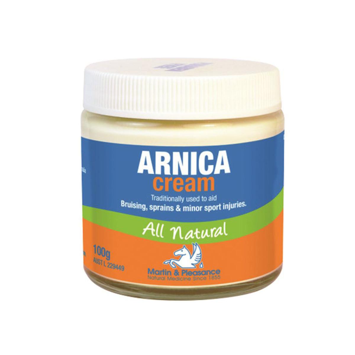 Image of Martin & Pleasance Arnica cream 100g