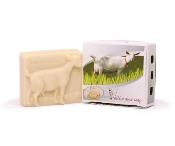Image of Billie Goats Milk Soap single or triple pack