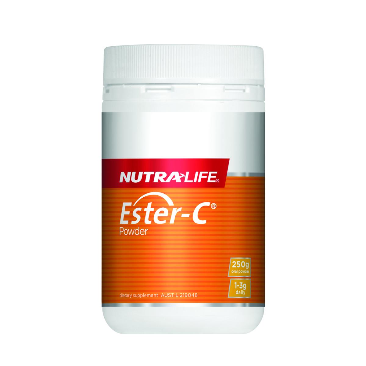 Image of Nutra life Ester C powder 250g