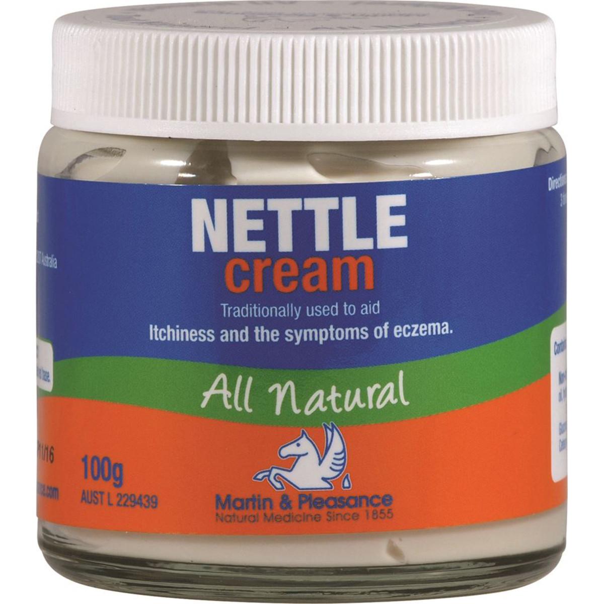 Image of Martin & Pleasance Nettle Urtica Urens Cream 100g