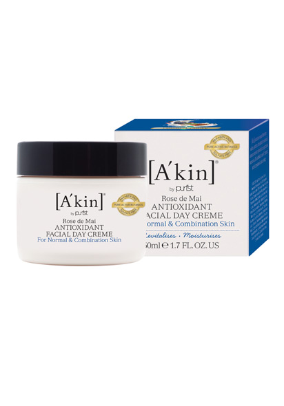Akin Rose de Mai Anti oxidant Day Creme All Skin types 50ml
