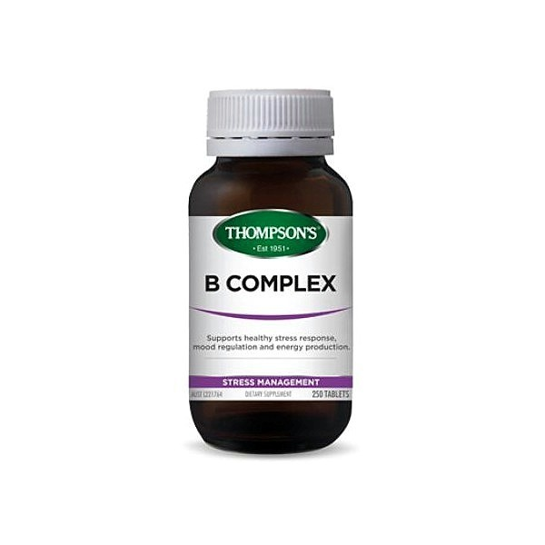 Image of Thompson's B complex 250 tabs
