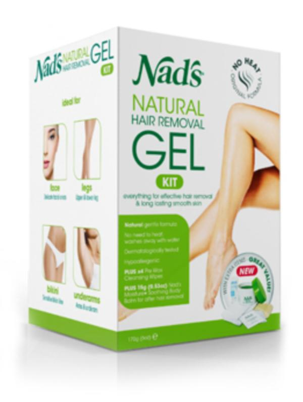 Image of Nads Natural Hair Removal Gel 305g