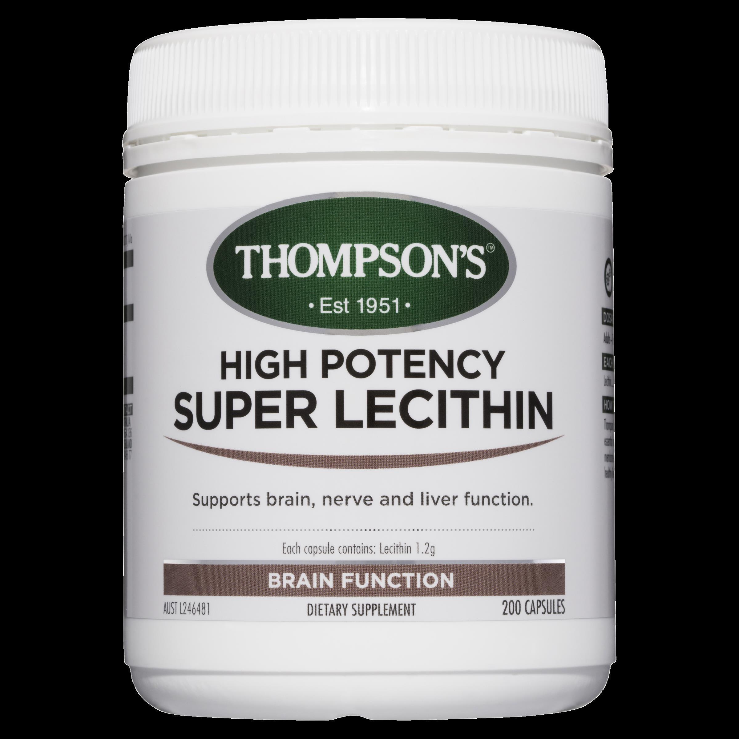 thompson-high-potency-super-lecithin-200caps