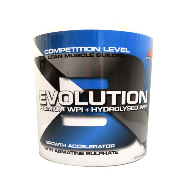 Image of Body Ripped Evolution WPI 3kg (whey protein isolate) - SAVE $90