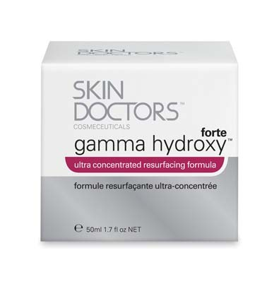 Image of Skin Doctors Gamma Hydroxy Forte - STEP 2 for skin resurfacing