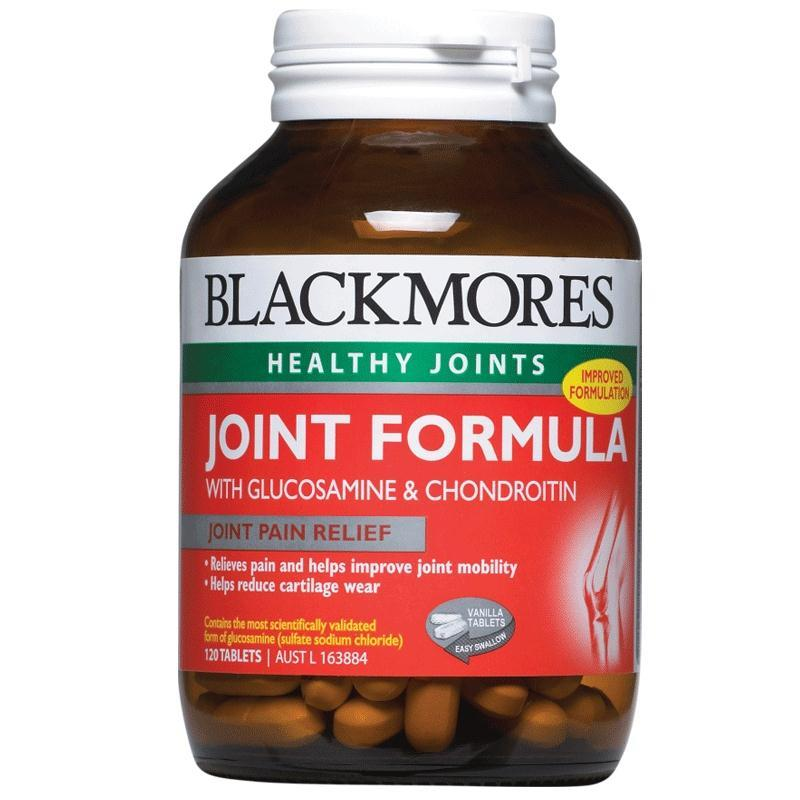 Blackmores Joint Formula 120tabs- SAVE $20