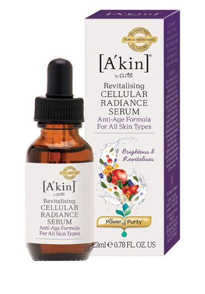 [A'kin] Pure Alchemy Cellular Radiance Serum 23ml