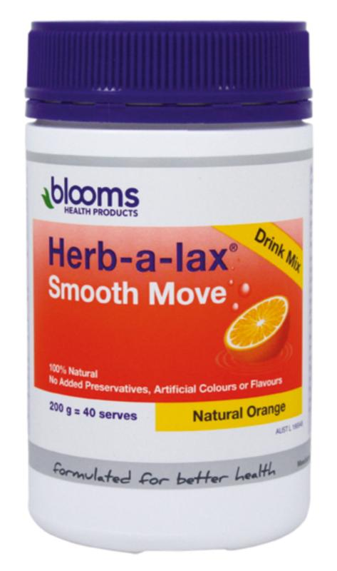 Blooms Herb-A-Lax Smooth Move 200g