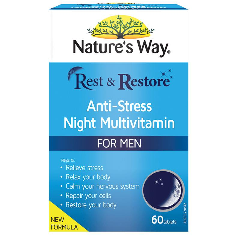 Nature S Way Rest And Restore