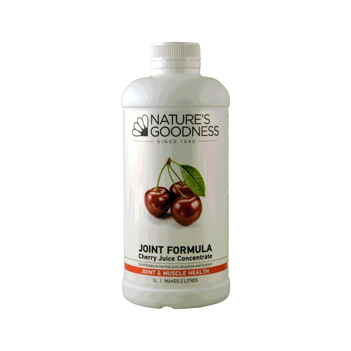 Nature's Goodness Australia JOINT FORMULA Cherry Juice Concentrate 500ml  or 1L