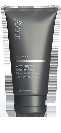 Active Enzyme Cleansing Cream 150ml by Trilogy