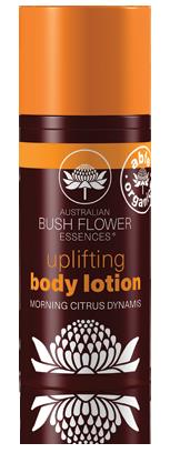 Australian Bush Flower Essences LOVE SYSTEM Uplifting body lotion 100ml
