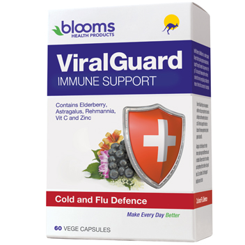 Blooms ViralGuard Immune Support 60caps