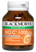 Image of Blackmores Bio C 1000mg 31tabs