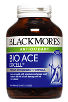 Blackmores Bio ACE Excell 150caps x2 bottles