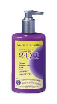 Image of Avalon COQ10 Facial Cleansing Milk 250ml