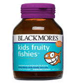 Blackmores Kids Fruity Fishies™ 30caps- 20% OFF