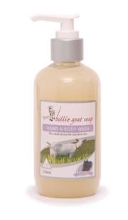 Image of Billie Goats Milk Hand & Body Wash 250ml
