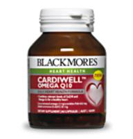 Blackmores CardiWell™Omega 60caps