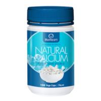 Lifestream Natural Calcium 60/120caps Marine Sourced