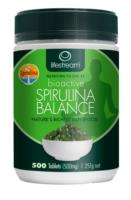 Lifestream  Bioactive Spirulina 500mg, 500 Tablets