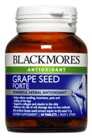 Blackmores Grape Seed Forte 12000 30tabs - 75%OFF Priced to Clear