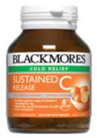 Blackmores Sust. Released Buffered C 75tabs