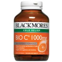 Blackmores Bio C 1000mg 150tabs SAVE $20