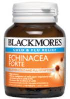 Blackmores Echinacea Forte 3000mg 40tabs