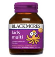 Blackmores Kids Chewable Multi 60tabs