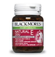 Blackmores Vitamin E 250IU 50caps
